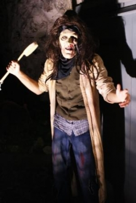 Halloween 2012 Fort Amherst