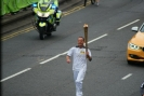 Olympic Torch passes Fort Amherst 20 July 2012