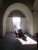 Fort Amhurst Tunnels Lower Gun Floor