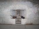 Fort Amhurst Tunnels Upper Gun Floor