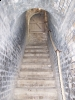 Fort Amhurst Tunnels Stairs To The Upper Fort