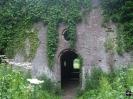 Sunken Courtyard in Fort Amherst